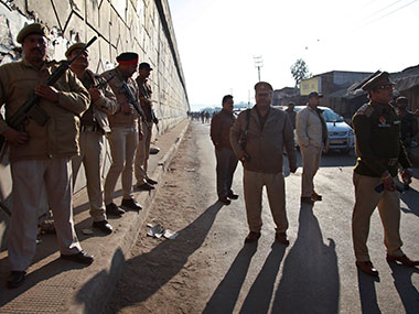 Fresh explosion in Pathankot killed three more people. AP