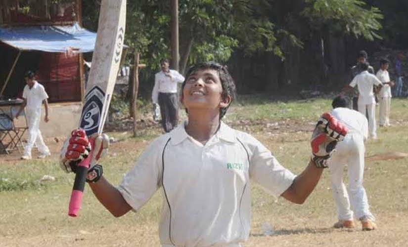 Prithvi Shaw drew comparisons with the master himself after his innings. IBN Live
