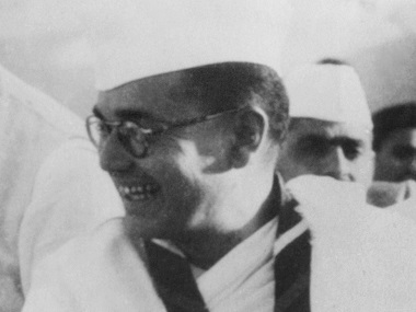 Netaji Subhash Chandra Bose. AFP