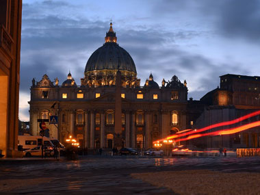 Charity begins at home Vatican offers shelter to homeless woman who gave birth near city
