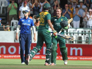 From 0-2 down to 3-2: AB de Villiers' 24th ODI ton leads South Africa to series win over