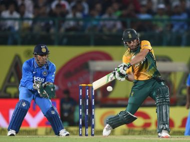 File image of India taking on South Africa. PTI