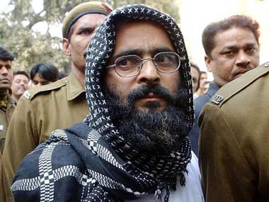 Delhi Police register sedition case in connection with Afzal Guru event at JNU