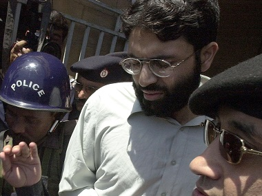 Pakistan foils plan to break Daniel Pearl's killer out of prison, arrests Al-Qaeda