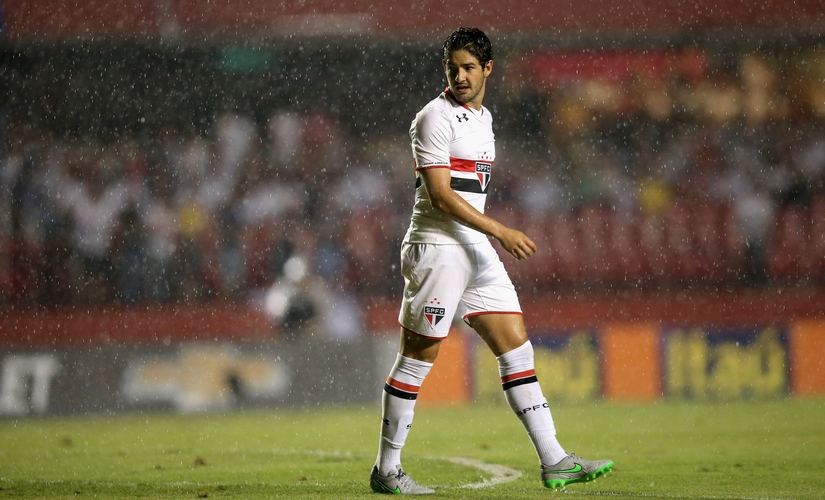 Alexandre Pato joined Chelsea on loan from Sao Paulo. Getty