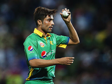 File picture of Mohammad Amir. Getty