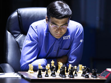 Zurich chess: Anand starts with a bang, dumps Aronian in opener