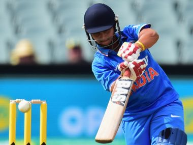 Indian women ride on Anuja Patils allround show to beat Sri Lanka by 34 runs in first T20I