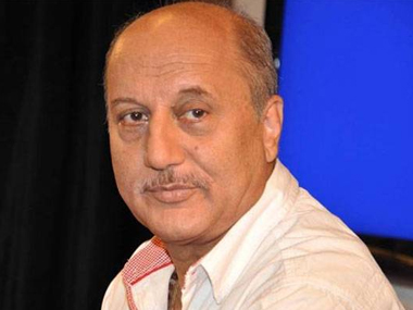 Anupam Kher says 'FTII should be taken seriously as it is the future of entertainment'