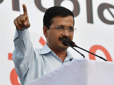 Kejriwal begins his fiveday political visit to Punjab plans to boost AAPs prospects