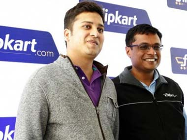 Doesn't matter how many Bansals Flipkart loses, what matters is what the remaining ones