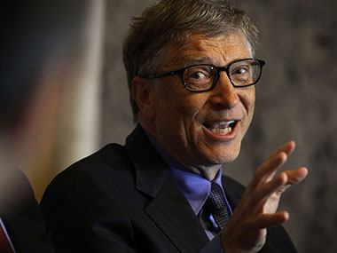 Bill Gates file photo.Getty Images