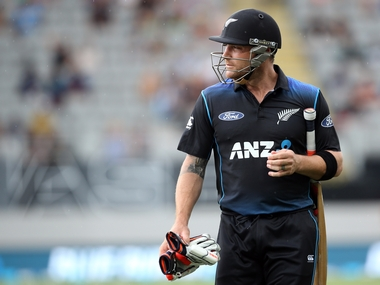 Fairytale end to McCullum's ODI career as New Zealand clinch series against Australia