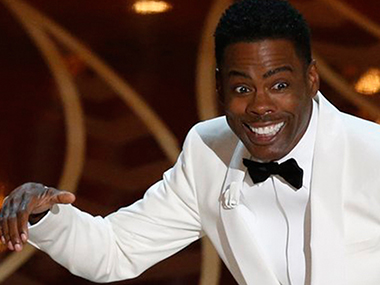 Chris Rock. AFP