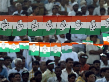 The Congress should ideally be marching to save itself from democracy