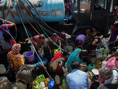 Water rationing to continue in Delhi crisis to last atleast another 15 days Govt
