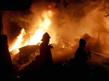 Fire in Delhi kills four members of a family, including a seven-year-old boy