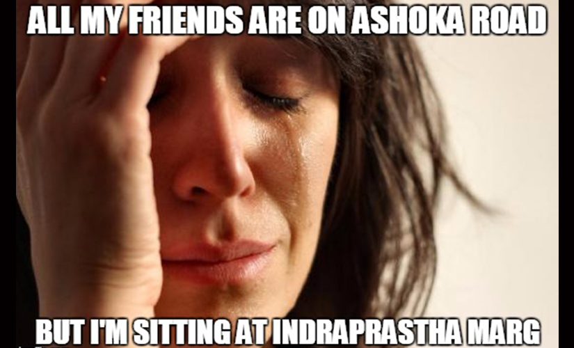 A day in the life of BS Bassi Told entirely in memes