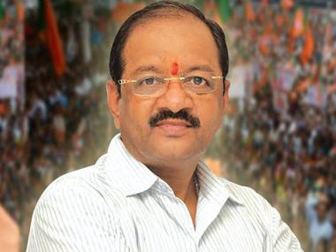 Gopal Shetty. Image Courtesy: Facebook