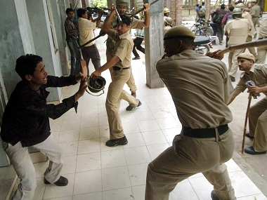 Forget lathicharges and tear gas, Haryana cops to quell riots with slingshots loaded with