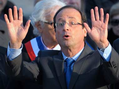 Stricter hand to fight terror: Francois Hollande wins confidence vote to change French