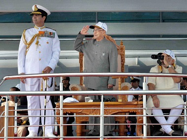 Fleet Review: India seeks larger strategic role in surrounding waters, but it will take