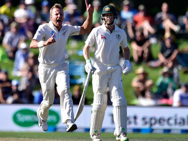 Wagner is New Zealand's go-to bowler to break stubborn partnerships. AFP
