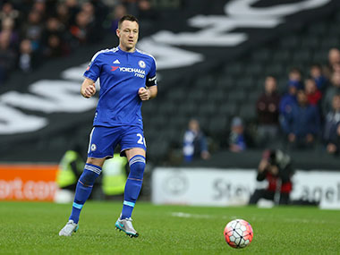 John Terry. Getty Images
