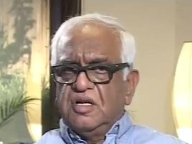 File picture of Justice Mudgal. Screengrab