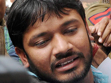 You are brave dont worry about anything says mother as Kanhaiya awaits Wednesday hearing on bail plea