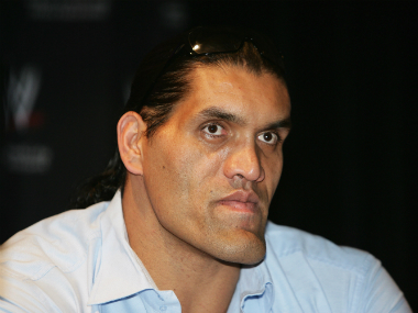 File photo of 'The Great Khali'. Getty Images
