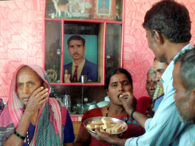 It's a rebirth for us, says Lance Naik Hanumanthappa Koppad's wife
