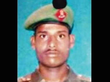 Lance Naik Koppad in coma, remains 'extremely critical', says army statement