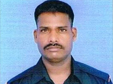Lance Naik's family reaches army hospital in Delhi