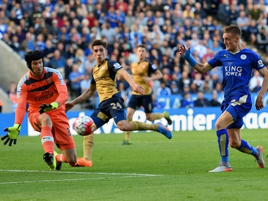 Premier League: Manchester City failed, it's now Arsenal's turn to try and stop Leicester
