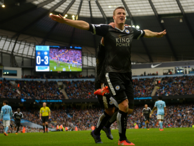Premier League: Leicester down City to continue dream run towards title, Tottenham jump