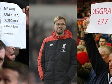 You'll Never Walk Alone: Klopp assures Liverpool fans that owners want solution to ticket