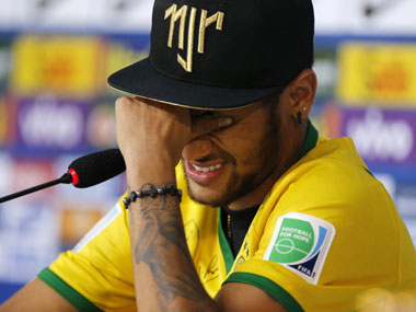 File photo of Neymar. Reuters