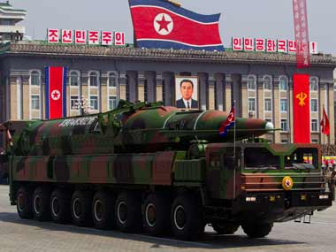 North Korea warned the US recently. Representational image. AP