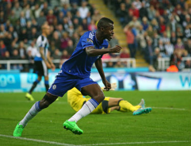 Ramires broke his contract with Chelsea to move to a Chinese cub. AFP