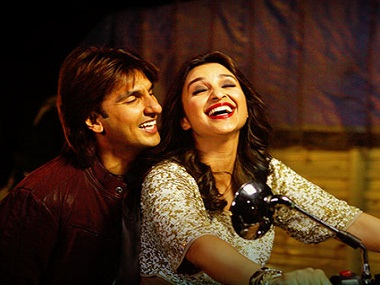 Ranveer-Parineeti