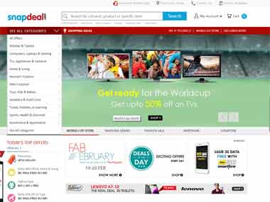 Snapdeal raises $200 mn in fresh funds led by Canada's Ontario Teachers' Pension Plan