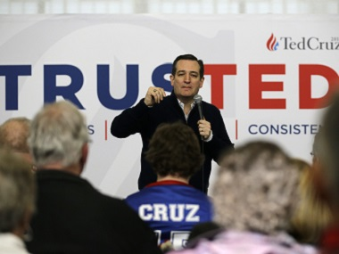 'Only candidate who can beat Donald Trump is me': Ted Cruz goes on offensive against