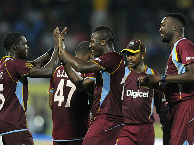 File photo of West Indies team. Sportzpics/ BCCI