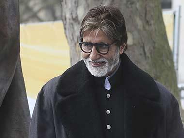 Amitabh Bachchan. Reuters