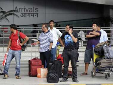 Security scare at Delhi airport sends authorities in a tizzy