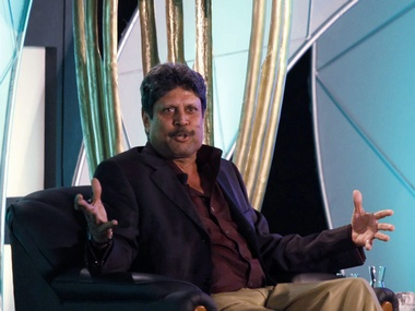 File image of Kapil Dev. Reuters