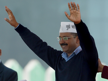 Arvind Kejriwal. File photo. AFP