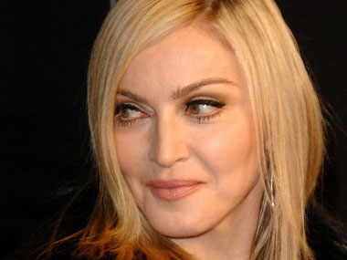 Madonna. Getty Images