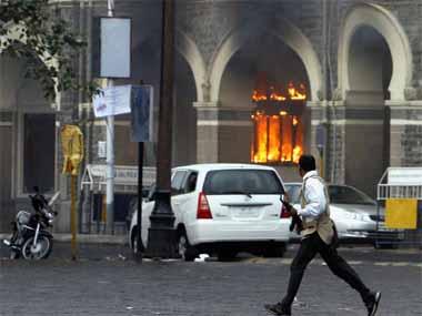 2008 Mumbai attacks. Reuters
